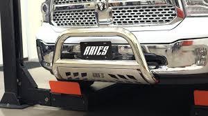 Chevy Trucks Grills Prestigious Aries Bighorn Aluminum Bullbar Dodge ...