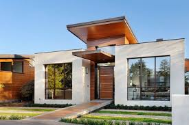 Modern House Fronts by Home Designs Simple Small Modern Homes Exterior Designs