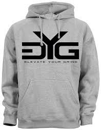 black white hoodie elevate your grind