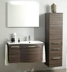 Teak Bathroom Shelving Unit by Bathroom Design Distressed Grey Teak Wooden Bathroom Vanity