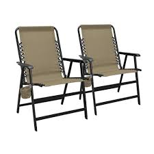 Caravan Sports XL Suspension Beige Steel Folding Lawn Chair ... Flamaker Folding Patio Chair Rattan Foldable Pe Wicker Outdoor Fniture Space Saving Camping Ding For Home Retro Vintage Lawn Alinum Tan With Blue Canopy Camp Fresh Best Chairs Living Meijer Grocery Pharmacy More Luxury Portable Beach Indoor Or Web Frasesdenquistacom Costco Creative Ideas Little Kid Decoration Kids 38 Stackable At Target Floor Denton Stacking 56 Piece Eucalyptus Wood Modern Depot Plastic Lowes