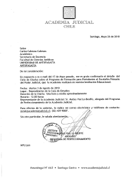 Facultad De Derecho Universidad De Antofagasta CHARLA ACADEMIA