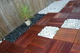 interlocking deck tiles wood tile decking interlocking deck tiles