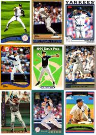 1993 Upper Deck Top Prospect Derek Jeter by New York Yankees Baseball Cards