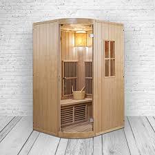 kombinationsmodell sauna infrarotkabine in einem sonderaktion