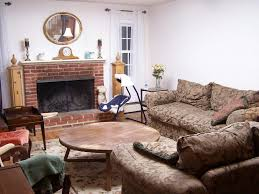Full Image Living Room Rustic French Country Rooms Cream Comfort Sofa Design Ideas Brown Wool Under