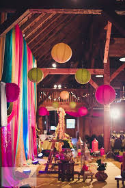 Paper Lanterns For A Rustic Toronto Mehndi Party By Lemon Truffle Designs Pakistani Wedding DecorPakistani