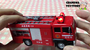Unboxing TOYS Review - Big Red Die Cast All Metal Fire Truck ... Kdw Diecast 150 Water Fire Engine Car Truck Toys For Kids Playing With A Tonka 1999 Toy Fire Engine Brigage Truck Ladders Vintage 1972 Tonka Aerial Photo Charlie R Claywell Buy Metal Cstruction At Bebabo European Toys Only 148 Red Sliding Alloy Babeezworld Nylint Collectors Weekly Toy Pinterest Antique Style 15 In Finish Emob Classic Die Cast Pull Back With Tin Isolated On White Stock Image Of Handmade Hand Painted Fire Truck