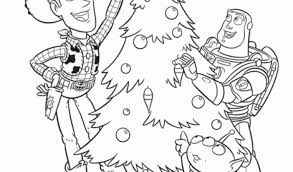 Disney Christmas Coloring Pages Printable Cool Intended For