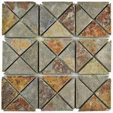 merola tile ardesia slate 12 in x 12 in x 7 mm porcelain mosaic