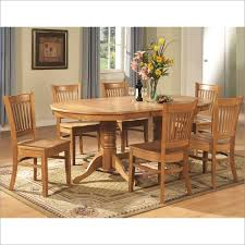5 Piece Oval Dining Room Sets by Dining Room Tables Oval Design Ideas 2017 2018 Pinterest