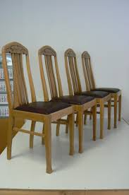 SOLD Set Of 6 Antique 1900 Quarter Sawn Oak Dining Chairs New ... Tiger Oak Fniture Antique 1900 S Tiger Oak Round Pedestal With Ding Chairs French Gothic Set 6 Wood Leather 4 Victorian Pressed Spindle Back Circa Room 1900s For Sale At Pamono Antique Ding Chairs Of Eight Chippendale Style Mahogany 10 Arts Crafts Seats C1900 Glagow Antiques Atlas Edwardian Queen Anne Revival Table 8 Early Sets 001940s Extendable With Ball Claw Feet Idenfication Guide