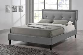 Wayfair King Bed bedroom king bed frame platform tufted platform bed wrought