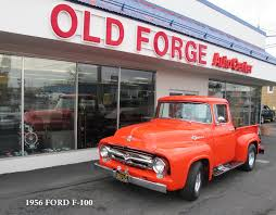 1956 Ford F100 | OLD FORGE MOTORCARS INC. 4clt01o1956fordf100piuptruckcustomfrontbumper Hot 132897 1956 Ford F100 Rk Motors Classic And Performance Cars For Sale The Next Big Thing 31956 Motor Trend Effin Confused 427powered Protouring Pickup Truck Stock 56f100 Sale Near Sarasota Fl Denver Colorado 80216 Classics On Gateway 132den Fast Lane Rod Colins Auto Pick Up Pepsi Round2 U13122 Columbus Oh