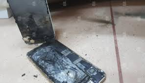 iPhone 6s Bursts Into Flames Just like a Samsung Galaxy Note 7