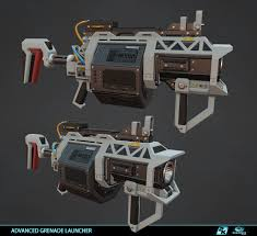 Pin Drawn Gun Xcom 2 6