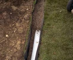 corrugated drain pipe menards in cosmopolitan ads dia corrugated