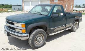 2000 Chevrolet 2500 Pickup Truck | Item DA1080 | SOLD! July ... 2000 Gmc 3500 Dump Truck For Sale Lovely Chevy Hd Chevrolet Silverado Nationwide Autotrader Used 1500 4x4 Z71 Ls Ext Cab At Project New Guy Interior Audio Truckin Carlinville Vehicles Rear Dually Fenders Lowest Prices Tailgate Components 199907 Gmc Sierra For West Milford Nj 2019 2500hd 3500hd Heavy Duty Trucks Extended Cab View All 2016whitechevysilvado15le100xrtopper Topperking
