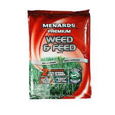 Menards Christmas Tree Bag by Menards Premium Weed U0026 Feed Lawn Fertilizer At Menards