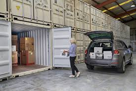 100 House Storage Containers Self Onehunga Central Auckland Safestore