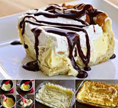how to chocolate eclair cake cake chocolate dessert food