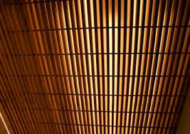 Rulon Wood Grille Ceiling by 8 Best House Acoustic Ceiling Ideas Images On Pinterest