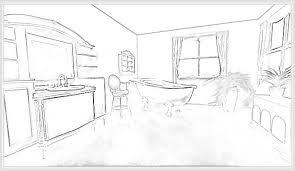 wip modellierung eines badezimmers in 3d mit cinema 4d 3d