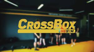100 Crossbox CrossBox La ONE GYM Galati