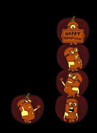Minion Pumpkin Stencil Printable by Minion Pumpkin Stencil Clip Art Library