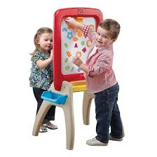 Step2 Art Easel Desk Instructions by Step2 All Around Easel Red Target