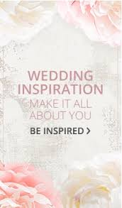 Wedding Inspiration Make It All About You Be Inspired