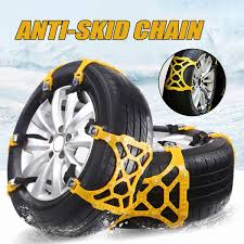 100 Snow Chains For Trucks Universal Car Suit Accessories Tire For Cars