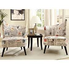 Armen Living Barrister Chair by Armen Living Living Room Chairs For Less Overstock Com