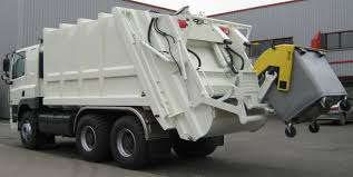 Garbage Compactor Trucks For Waste Collection