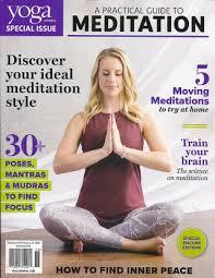 Yoga Journal Special Magazine