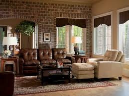 Bernhardt Foster Leather Sofa by Flexsteel Living Room Leather Sofa 1644 31 Flemington Department