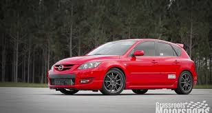 2008 Mazda Mazdaspeed3 Project Cars
