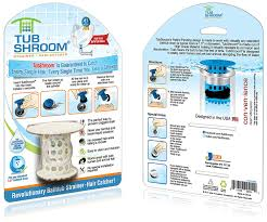Bathtub Drain Trap Removal by Amazon Com Tubshroom The Revolutionary Tub Drain Protector Hair