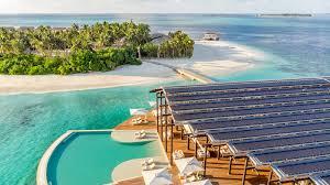 100 W Retreat Maldives Kudadoo Private Island Architecture And Design By
