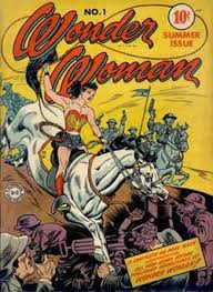 Publication History Of Wonder Woman