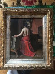 100 Atelier M Woman Backless Odel Painting At Barthalot Genre Works
