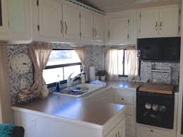 Camper Decor Fascinating Smart Choice For Tiles In A RV