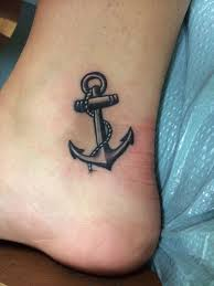 Anchor Tattoos For Girls Designs Ideas And Meaning