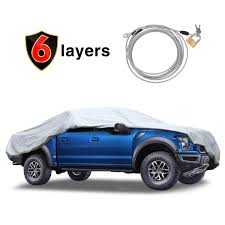 100 How To Make Money With A Pickup Truck Mazoncom KKIT 6 Layers Cover Windproof Waterproof Ll