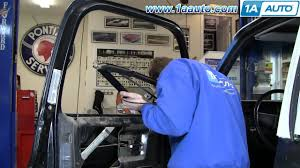 100 1987 Chevy Truck Parts How To Install Replace Weatherstrip Window 7387 GMC Pickup