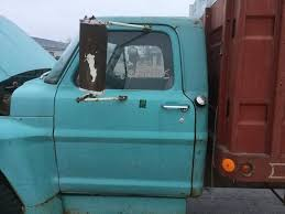 100 1967 Ford Truck Parts FORD F600 Stock 24638733 Doors TPI