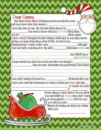 Letter to Santa 2013 for Adults wink wink} inkhappi