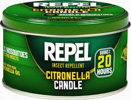 Citronella Lamp Oil The Range by Best Citronella Candles U2013 Mosquito Candles That Work Insect Cop