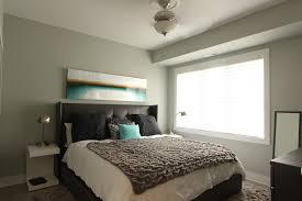 neutral master bedroom creates serene resting space modern