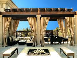 Vinyl Patio Curtains Outdoor by Curtains Outdoor Modern Style Outdoors Patio With No Sew Walmart